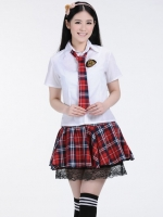 Pre Order / สูทลายสก๊อตชุดนักเรียนญี่ปุ่น