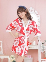 Pre Order / ชุดกิโมโนญี่ปุ่น ชุดยูกาตะกิโมโนชุดคอสเพลย์