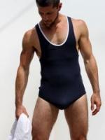 Pre Order / บอดี้สูธ เซ็กซี่คุณผู้ชาย ผ้าเนื้อนิ่มใส่สบาย