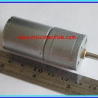 มอเตอร์เกียร์ดีซี (DC Gear Box Motor )