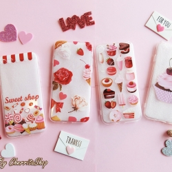 เคสไอโฟน 7/8 Soft Jelly Sweet Dessert IP001