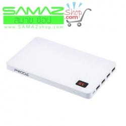 Remax Proda แบตสำรอง power bank 30000mAh 4 Port รุ่น Notebook Powerbox แบตเต็ม เบา สวยหรู