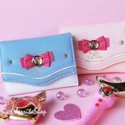 เลือกสีด้านในค่ะ กระเป๋าสตางค์ใบสั้น Pretty Magical Girl WL001