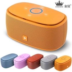 ราคาพิเศษ Kingone BlueTooth Speaker รุ่น K5 ลำโพงพกพา บูลธูทไซน์เล็ก เบสแน่น คมชัด คุยรับโทรศัพท์ ใส่เมม