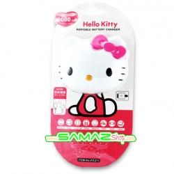 ลดราคาพิเศษสุดๆ !! แบตสำรอง คิตตี้ Powerbank Kitty 8000mAh น่ารักมาก สำหรับสาวกชาว คิตตี้ (kitty)