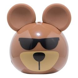 ราคาพิเศษ KAKUDOS ลำโพงพกพา Barky Bear Speaker(Brown) ลายการ์ตูน สุดน่ารัก ขนาดเล็ก น้ำหนักเบา พกพาสะดวก เสียงดัง คมชัด