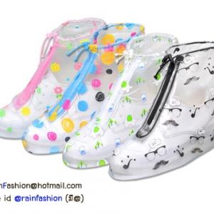ซองหุ้มรองเท้า กันเปียก กันเลอะ (L, XL)