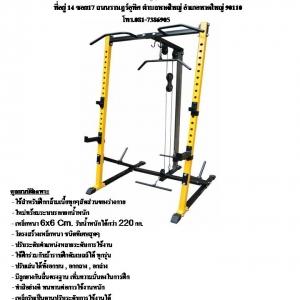 ชุดฝึกกล้ามเนื้อ RACK Pro-04