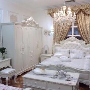 ชุดเฟอร์นิเจอร์ห้องนอน Luxury Vintage