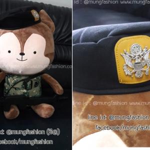 พร้อมส่งตุ๊กตา descendants of the sun นึกกุน ชุดทหาร+หมวก