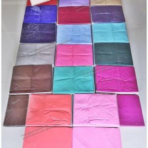 ขายส่ง ชุดเซท ผ้าปูที่นอน เกรดA สีพื้น-คละสี ส่ง 145 บาท