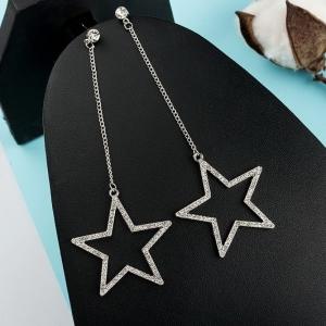 ต่างหู Long Diamond Star ER778552