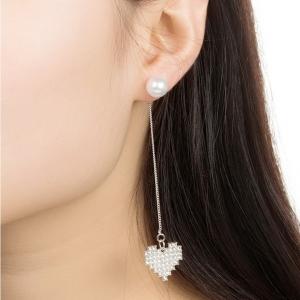 ต่างหู Love Diamond Pear ER2257