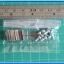 4x เสารองแบบเหลี่ยม 12 มม. 8x สกรู M3 (Pillars 12 mm) thumbnail 2