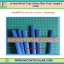 1x Heat Shrink Tube 8.0mm Blue Color Length 1 meter (ท่อหด 8.0มม ) thumbnail 1