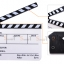 (Q004) whiteboard Movie Film Slate ( white ) thumbnail 2