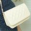 กระเป๋าสะพาย สีขาว thumbnail 1