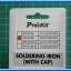 1x Soldering Iron with Cap 30W Pro's Kit (หัวแรงบัดกรี 30W) thumbnail 6