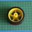 1x Plastic Smart Robot Car Wheel (ล้อรถ) thumbnail 4
