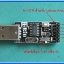 1x CH340G USB 2.0 to TTL Converter with DTR For Arduino Upload 3.3V/5V Selector SW thumbnail 2