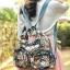 กระเป๋าสะพายไหล่ + เป้ + สะพายข้าง Candy Queen thumbnail 22