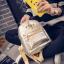 กระเป๋าเป้เล็ก สี Gold thumbnail 6