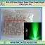 50x LED 5mm Green Water Clear Super Bright (50pcs per lot) thumbnail 1