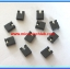 10x Mini Jumper 2 Pins Female Pitch 2.54mm Black Color thumbnail 5