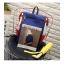 กระเป๋าเป้ Pocket Flap style สีดำ thumbnail 12