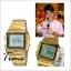 นาฬิกาคู่ นาฬิกาคู่รัก Casio DATA BANK thumbnail 8