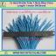 1x Heat Shrink Tube 1.0mm Blue Color Length 1 meter 3M Brand (ท่อหด 1.0มม ยี่ห้อ 3M) thumbnail 1