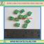 10x Mini Jumper 2 Pins Female Pitch 2.54mm Green Color thumbnail 1