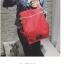 กระเป๋าเป้ Pocket Flap style สีแดง thumbnail 16