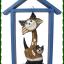 ตุ๊กตาแมวในบ้านสีน้ำเงิน thumbnail 1