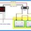1x Digital Panel DC Ammeter 0-5 Amp Red color module thumbnail 10