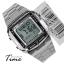 นาฬิกาคู่ นาฬิกาคู่รัก Casio DATA BANK thumbnail 5