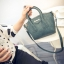 กระเป๋าแฟชั่น สีเขียว thumbnail 4
