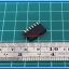 1x Female Pin Header 1x6 Pin Single Row Pitch 2.54mm (1pcs per lot) thumbnail 2