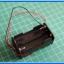 1x AA Battery Holder Socket 4x AA Size (กะบะถ่าน AA ขนาด 4 ก้อน) thumbnail 2