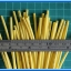 1x Heat Shrink Tube 2.0 mm Yellow Color 1 meter Length thumbnail 2