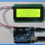 1x LCD 20x4 Yellow backlight with I2C Interface Module thumbnail 5