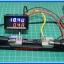 1x Digital DC Voltmeter Ammeter (DC 4.5-200V, 0-50Amp Blue Red ) module + R-Shunt thumbnail 2