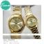 """นาฬิกาคู่ นาฬิกาข้อมือคู่ นาฬิกาข้อมือคู่รัก ยี่ห้อ CASIO CLASSIC """"GOLD"""" thumbnail 1"""