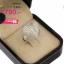 แหวนเงิน ประดับเพชร CZ แหวนทรงหัวใจ สไตล์เรียบหรู แนวคลาสิค ใส่แล้วสวยเริ้ดเลยครบสมบูรณ์ได้ในวงเดียว ดีไซน์อ่อนช้อยมีมิติ thumbnail 2