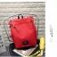 กระเป๋าเป้ Pocket Flap style สีแดง thumbnail 2