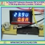 1x Digital DC Voltmeter Ammeter (DC 4.5-200V, 0-100 Amp Blue Red ) module + R-Shunt thumbnail 1