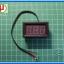 1x Digital DC Voltmeter 0-30 Vdc 3 Wires 0.56 Inch Module (Green Color) thumbnail 4