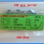 100x Resistor 500 Ohm 1/4 Watt 1% Metal film Resistor (100pcs per lot) thumbnail 3