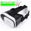 ราคาพิเศษ Remax VR Box 2.0 VR GlassesHeadsetแว่น3Dสำหรับสมาร์ทโฟนทุกรุ่น(Black/White) ชัด เบา ใช้ง่าย พกพาสะดวก สีทูโทน ขาว/ดำ thumbnail 1