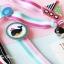เลือกสีด้านในค่ะ ที่รัดผม ผ้ายืด รัดผม Pastel Summer thumbnail 6